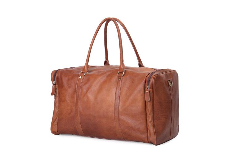 Leathario sac en cuir sac de voyage